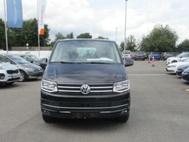 Volkswagen T6 Multivan Six 2.0 TSI PHARE LED /  GPS / ATTELAGE / GARANTIE 12 MOIS Noir métallisée  - 2