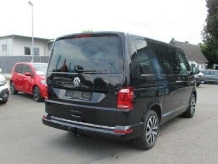Volkswagen T6 Multivan Six 2.0 TSI PHARE LED /  GPS / ATTELAGE / GARANTIE 12 MOIS Noir métallisée  - 4