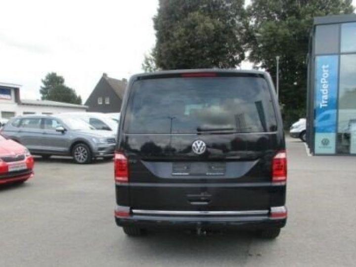 Volkswagen T6 Multivan Six 2.0 TSI PHARE LED /  GPS / ATTELAGE / GARANTIE 12 MOIS Noir métallisée  - 5