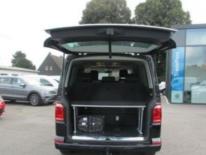 Volkswagen T6 Multivan Six 2.0 TSI PHARE LED /  GPS / ATTELAGE / GARANTIE 12 MOIS Noir métallisée  - 6