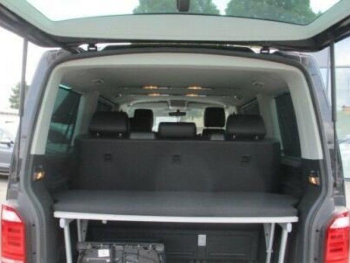 Volkswagen T6 Multivan Six 2.0 TSI PHARE LED /  GPS / ATTELAGE / GARANTIE 12 MOIS Noir métallisée  - 7