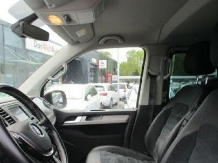 Volkswagen T6 Multivan Six 2.0 TSI PHARE LED /  GPS / ATTELAGE / GARANTIE 12 MOIS Noir métallisée  - 8