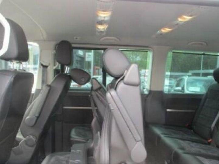 Volkswagen T6 Multivan Six 2.0 TSI PHARE LED /  GPS / ATTELAGE / GARANTIE 12 MOIS Noir métallisée  - 9