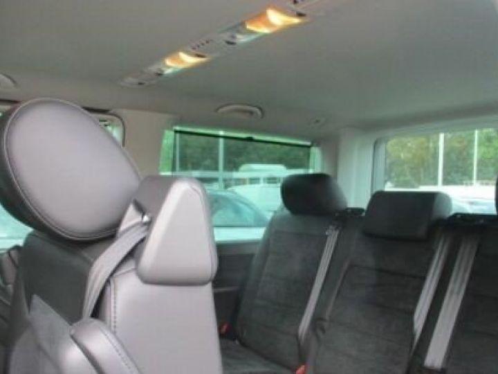 Volkswagen T6 Multivan Six 2.0 TSI PHARE LED /  GPS / ATTELAGE / GARANTIE 12 MOIS Noir métallisée  - 10