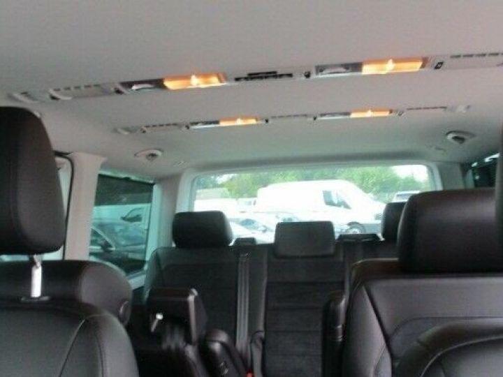 Volkswagen T6 Multivan Six 2.0 TSI PHARE LED /  GPS / ATTELAGE / GARANTIE 12 MOIS Noir métallisée  - 11