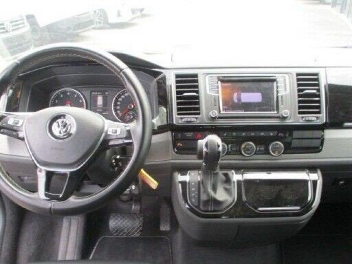 Volkswagen T6 Multivan Six 2.0 TSI PHARE LED /  GPS / ATTELAGE / GARANTIE 12 MOIS Noir métallisée  - 12