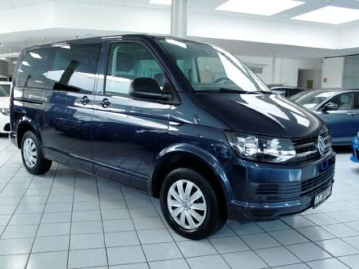 Volkswagen T6 T6 Multivan 2.0 TSI 6-Gang / GPS / CAMERA / AIDE AU STATIONNEMENT  Noir métallisée  - 2