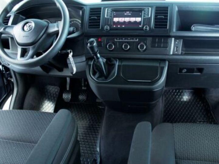 Volkswagen T6 T6 Multivan 2.0 TSI 6-Gang / GPS / CAMERA / AIDE AU STATIONNEMENT  Noir métallisée  - 12