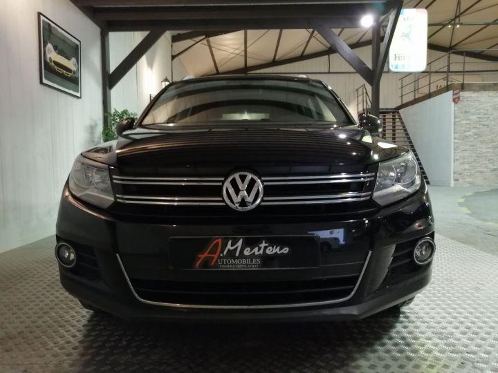 Volkswagen Tiguan 1.4 TSI 122 CV CONFORTLINE Noir - 3