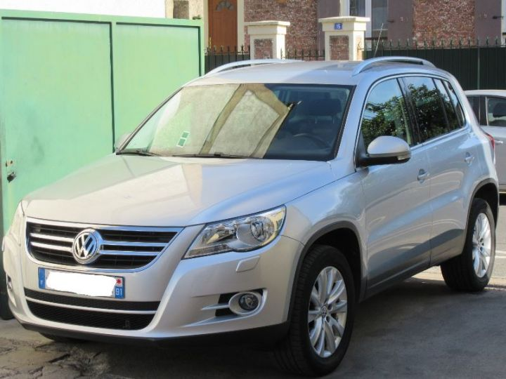 Volkswagen Tiguan 1.4 TSI 150CH SPORT & STYLE 4MOTION GRIS Occasion - 1