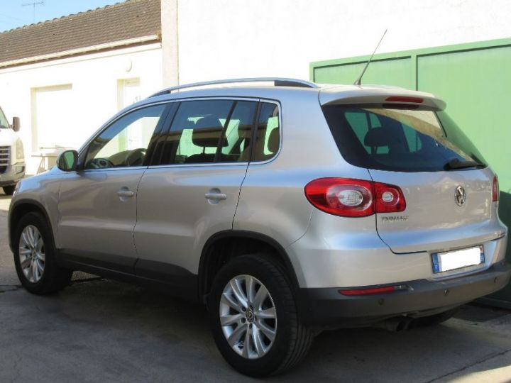 Volkswagen Tiguan 1.4 TSI 150CH SPORT & STYLE 4MOTION GRIS Occasion - 3