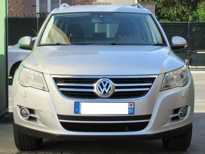 Volkswagen Tiguan 1.4 TSI 150CH SPORT & STYLE 4MOTION GRIS Occasion - 5