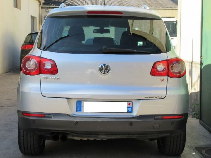Volkswagen Tiguan 1.4 TSI 150CH SPORT & STYLE 4MOTION GRIS Occasion - 7
