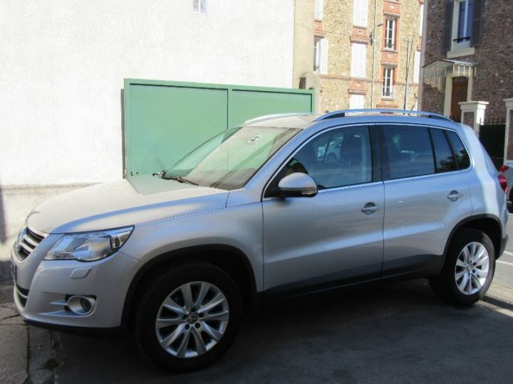 Volkswagen Tiguan 1.4 TSI 150CH SPORT & STYLE 4MOTION GRIS Occasion - 9