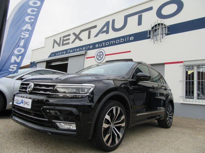 Volkswagen Tiguan 2.0 BI-TDI 240CH CARAT EXCLUSIVE 4MOTION DSG7 Noir Occasion - 1