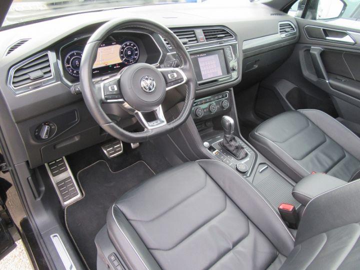 Volkswagen Tiguan 2.0 BI-TDI 240CH CARAT EXCLUSIVE 4MOTION DSG7 Noir Occasion - 2