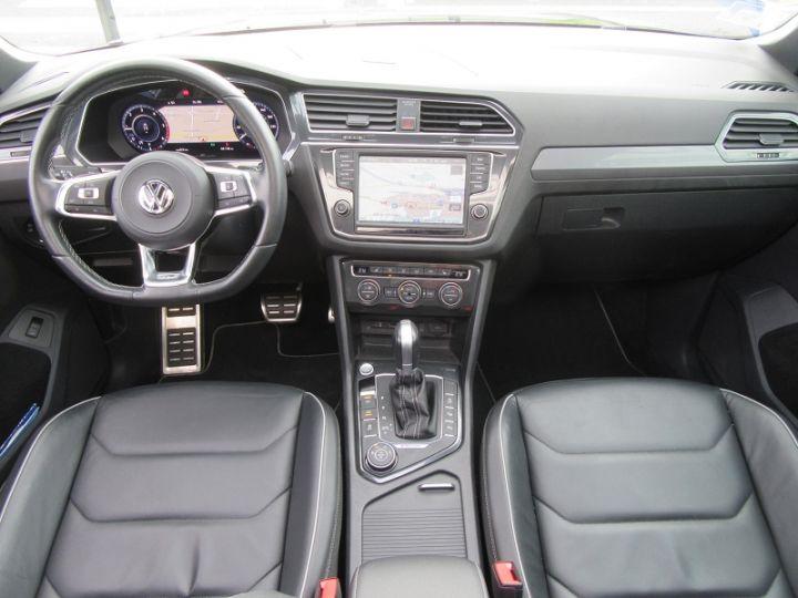 Volkswagen Tiguan 2.0 BI-TDI 240CH CARAT EXCLUSIVE 4MOTION DSG7 Noir Occasion - 7