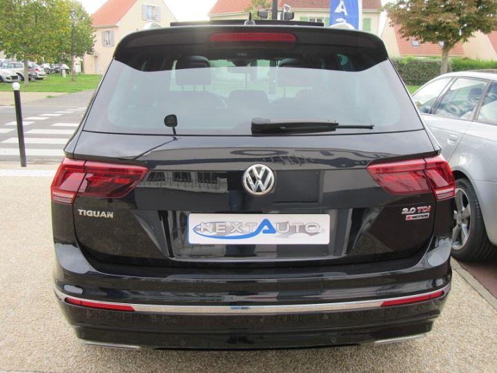 Volkswagen Tiguan 2.0 BI-TDI 240CH CARAT EXCLUSIVE 4MOTION DSG7 Noir Occasion - 9