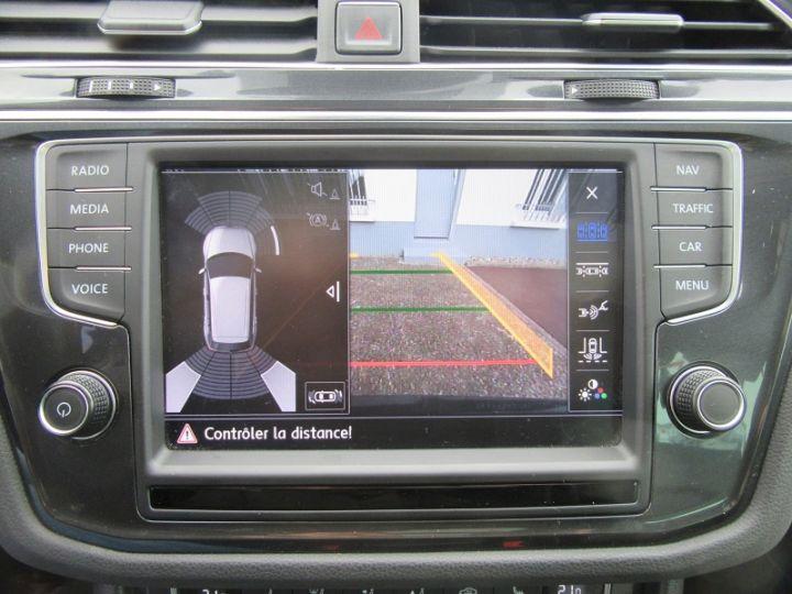 Volkswagen Tiguan 2.0 BI-TDI 240CH CARAT EXCLUSIVE 4MOTION DSG7 Noir Occasion - 10