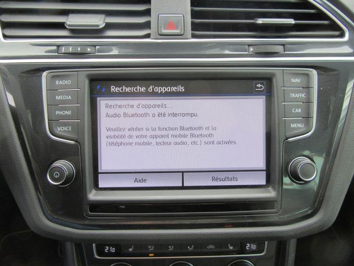 Volkswagen Tiguan 2.0 BI-TDI 240CH CARAT EXCLUSIVE 4MOTION DSG7 Noir Occasion - 11
