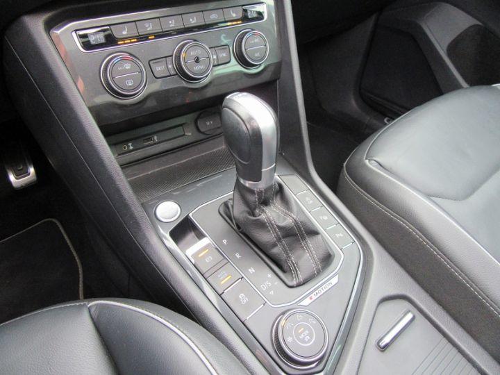 Volkswagen Tiguan 2.0 BI-TDI 240CH CARAT EXCLUSIVE 4MOTION DSG7 Noir Occasion - 13