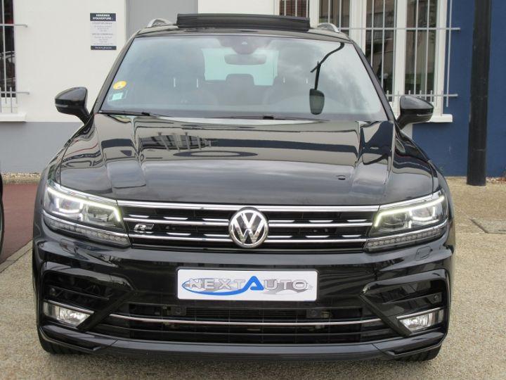 Volkswagen Tiguan 2.0 BI-TDI 240CH CARAT EXCLUSIVE 4MOTION DSG7 Noir Occasion - 15