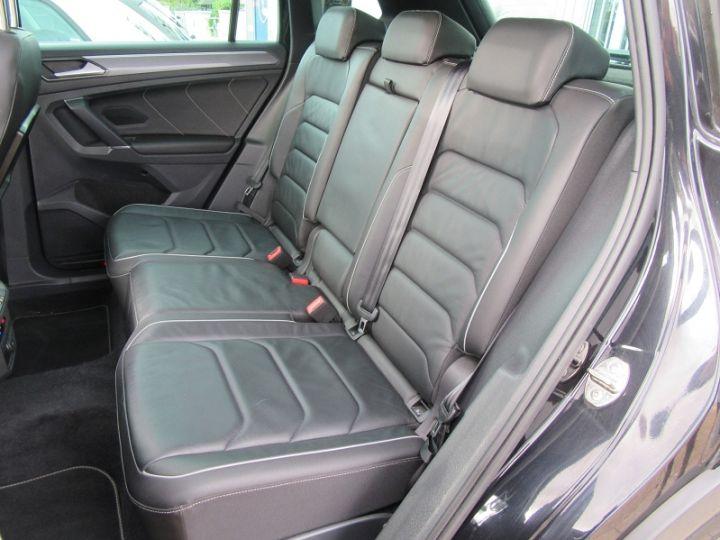 Volkswagen Tiguan 2.0 BI-TDI 240CH CARAT EXCLUSIVE 4MOTION DSG7 Noir Occasion - 17