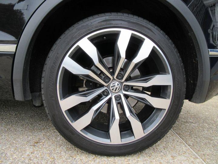 Volkswagen Tiguan 2.0 BI-TDI 240CH CARAT EXCLUSIVE 4MOTION DSG7 Noir Occasion - 20