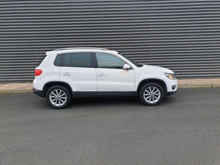 Volkswagen Tiguan 2.0 tdi 140 carat 4 motion Blanc Occasion - 3