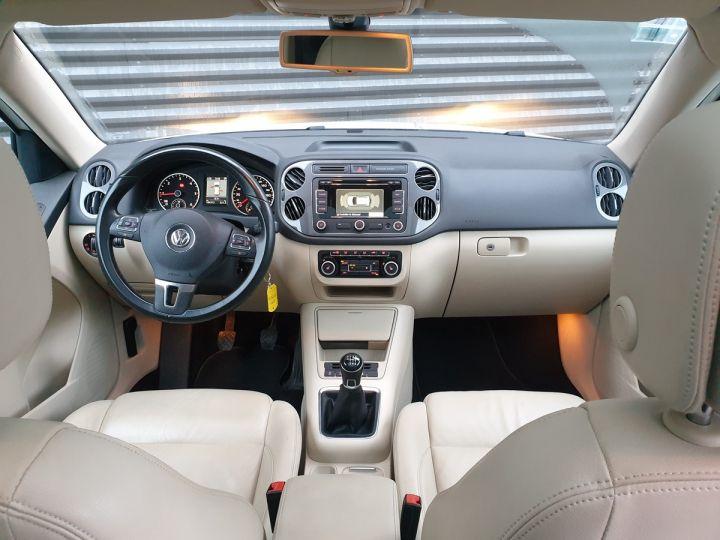 Volkswagen Tiguan 2.0 tdi 140 carat 4 motion Blanc Occasion - 5