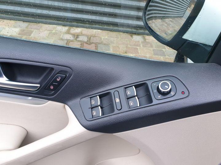 Volkswagen Tiguan 2.0 tdi 140 carat 4 motion Blanc Occasion - 11