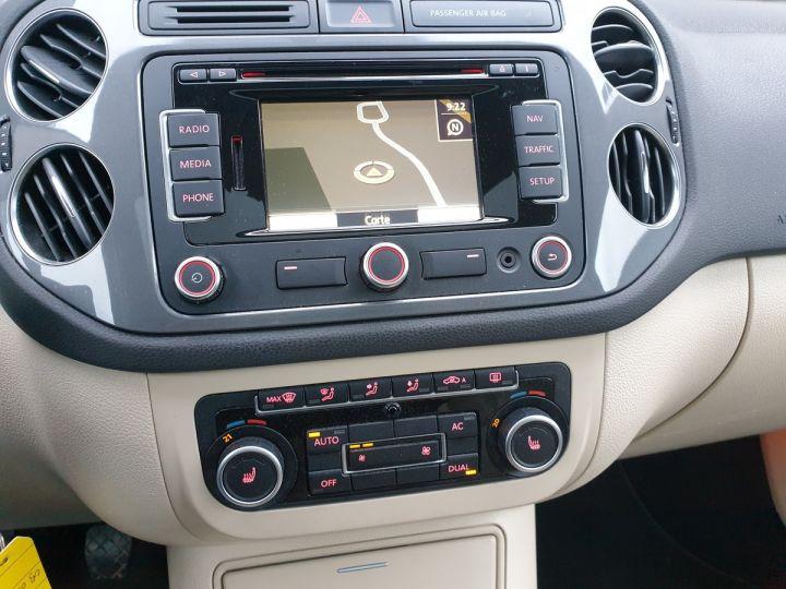 Volkswagen Tiguan 2.0 tdi 140 carat 4 motion Blanc Occasion - 15