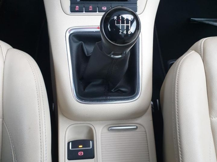 Volkswagen Tiguan 2.0 tdi 140 carat 4 motion Blanc Occasion - 17