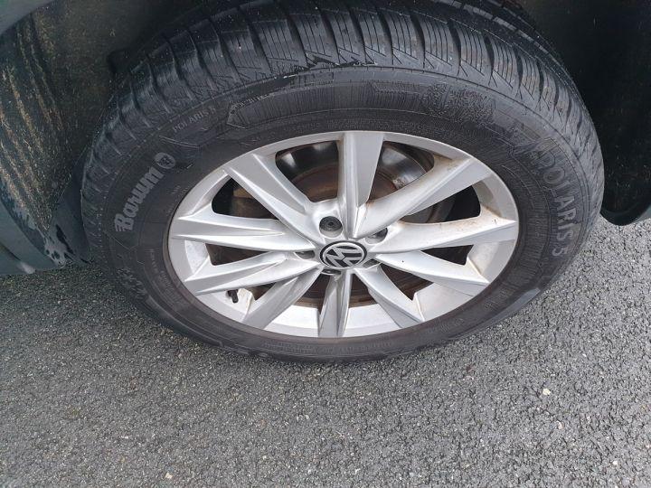 Volkswagen Tiguan 2.0 tdi 140 carat 4 motion Blanc Occasion - 18
