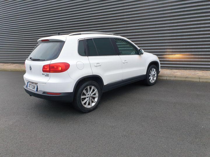 Volkswagen Tiguan 2.0 tdi 140 carat 4 motion Blanc Occasion - 19