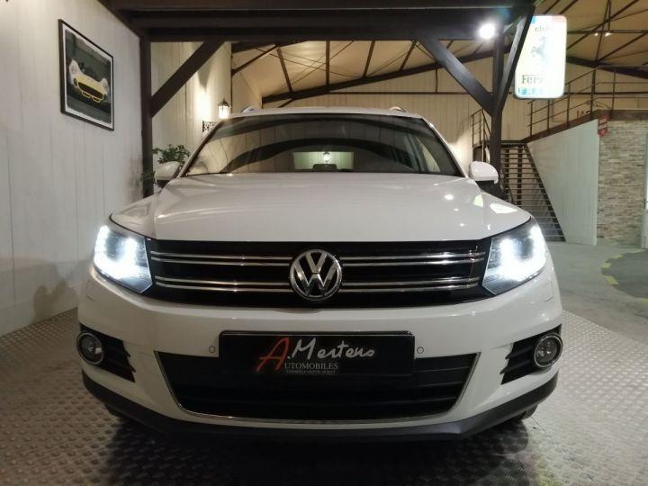 Volkswagen Tiguan 2.0 TDI 140 CV CARAT DSG 4MOTION Blanc - 3