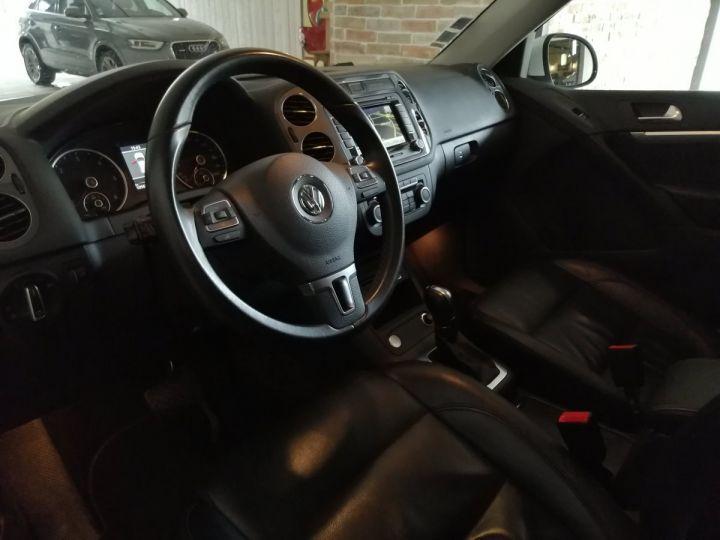 Volkswagen Tiguan 2.0 TDI 140 CV CARAT DSG 4MOTION Blanc - 5