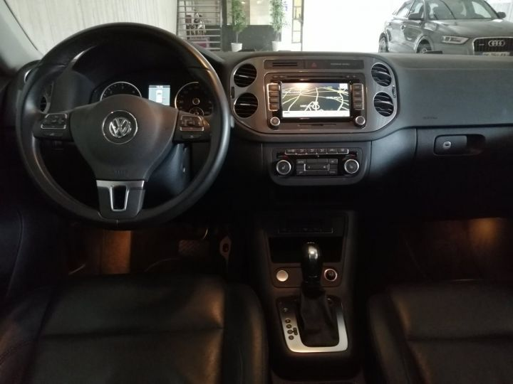 Volkswagen Tiguan 2.0 TDI 140 CV CARAT DSG 4MOTION Blanc - 7