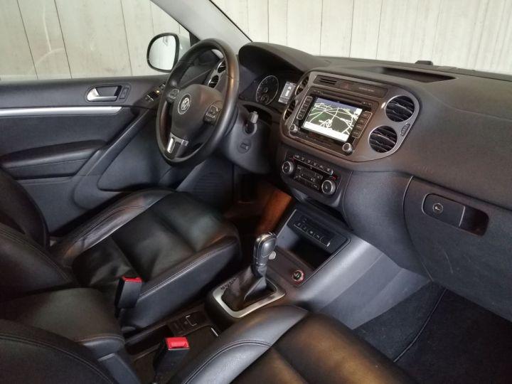 Volkswagen Tiguan 2.0 TDI 140 CV CARAT DSG 4MOTION Blanc - 6