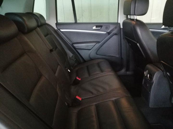 Volkswagen Tiguan 2.0 TDI 140 CV CARAT DSG 4MOTION Blanc - 9