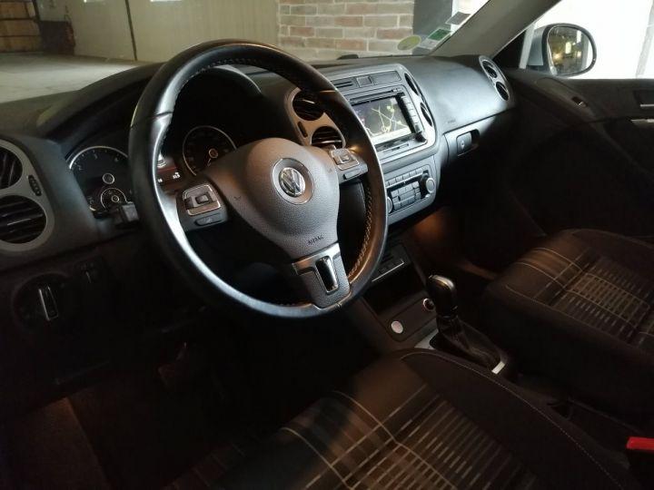 Volkswagen Tiguan 2.0 TDI 140 CV LOUNGE 4MOTION DSG Gris - 5