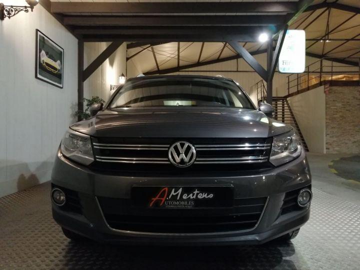 Volkswagen Tiguan 2.0 TDI 140 CV SPORTLINE 4MOTION BV6 Gris - 3