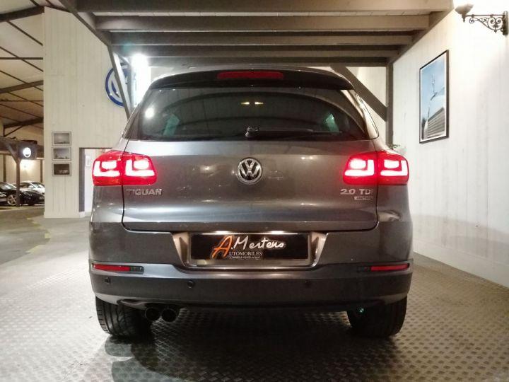 Volkswagen Tiguan 2.0 TDI 140 CV SPORTLINE 4MOTION BV6 Gris - 4