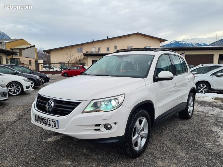 Volkswagen Tiguan 2.0 tdi 140 track & field 4motion 09/2007 ATTELAGE TOIT PANORAMIQUE CUIR XENON  - 1