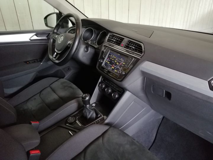 Volkswagen Tiguan 2.0 TDI 150 CV 4Motion Noir - 7