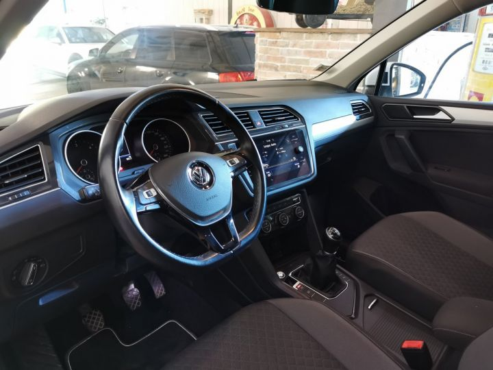 Volkswagen Tiguan 2.0 TDI 150 CV BV6 Blanc - 5