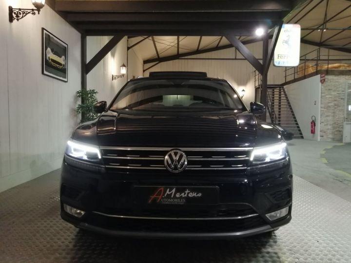 Volkswagen Tiguan 2.0 TDI 150 CV CARAT 4MOTION BV6 Noir - 3