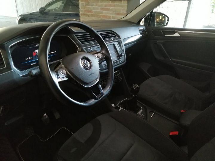 Volkswagen Tiguan 2.0 TDI 150 CV CARAT 4MOTION BV6 Noir - 5