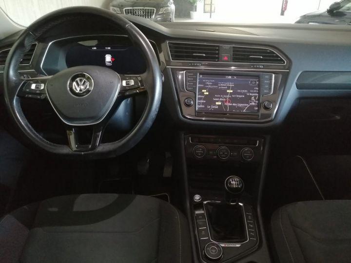Volkswagen Tiguan 2.0 TDI 150 CV CARAT 4MOTION BV6 Noir - 6
