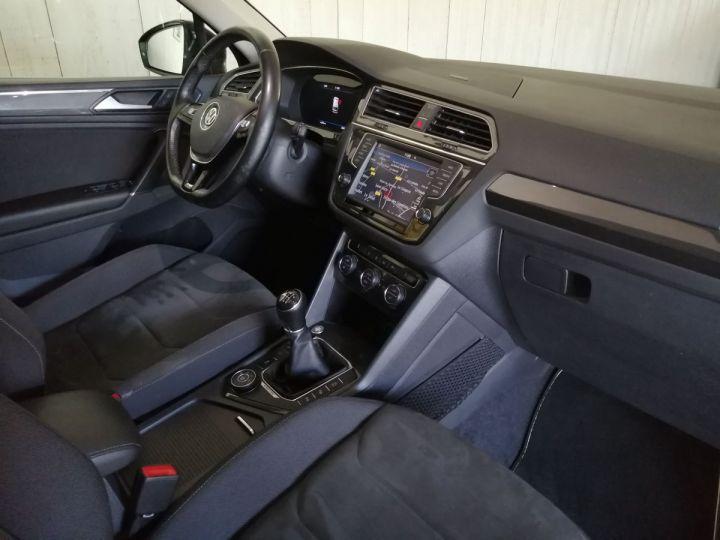 Volkswagen Tiguan 2.0 TDI 150 CV CARAT 4MOTION BV6 Noir - 7